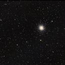 Hercules globular cluster (M13),                                DrRMM