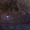 Part of Cassiopeia around γ Cass.,                                AC1000
