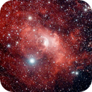 NGC7635,                                Matthias Benecke
