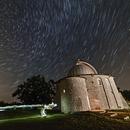 Višnjan observatory (Croatia) star trails,                                Ivan Bosnar