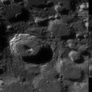 Mond Tycho Krater,                                Siegfried Friedl