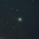 M13- The Great Globular Cluster in Hercules,                                Cody Wrubel