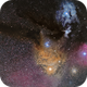 Rho Ophiuchus cloud complex,                                Paul May
