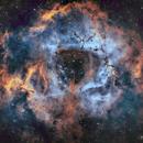 Reproceso mosaico de la Rossetta NGC 2244,                                Astrofotografia A.R.B.