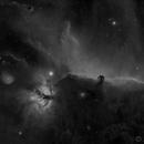 Horse Head and Flame Nebula,                                Alistair