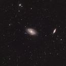 M81 (Bode's Galaxy + M82 (Cigar Galaxy),                                Vladimir Machek