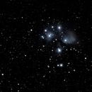 Messier 45,                                Scott Homstead