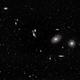 Markarian's Chain - M84,                                PROMETHEUS