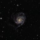 M101 Pinwheel Galaxy,                                tango13