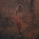 Elephant's Trunk Nebula,                                Tom914