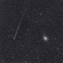 C/2014 Q1 PanSTARRS and NGC5128,                                Adriano Valvasori