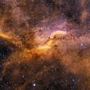 Propeller Nebula - DWB 111,                                sydney