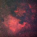 North American Nebula,                                utkarsh3142