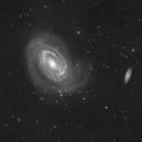 NGC 4725 & NGC 4712,                                pete_xl
