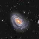 NGC 4725 _ result  of Collaboration,                                Vadim Kozatchenko