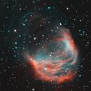 Medusa Nebula sh 2-274,                                physics5mickey