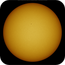 Solar Disc, Photosphere with AR2770's Spot, 08-09-2020,                                Martin (Marty) Wise