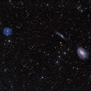 NGC4725,                                GUEYRAUD Stéphane