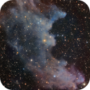 Witch Head Nebula - NGC 1909 LRGB By Insight Observatory :-),                                Daniel Nobre