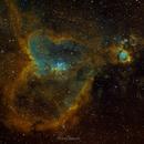 Heart Nebula,                                DarthAstro