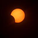 Partial Solar Eclipse April 29 2014,                                Paul Brand