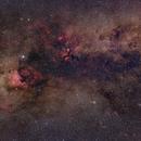Cygnus Nebulas,                                Juan Lozano