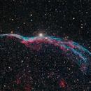 Western Veil Nebula,                                Shannon Calvert