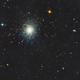 Ammasso Ercole M13 e Galassia 6207,                                Mirco Bretta