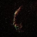 The Eastern Veil Nebula,                                Kyle Anthony