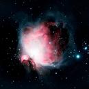 M45 - Orion Nebula,                                AstroCoop