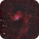 IC405- Flaming Star Nebula (I),                                Christian Dahm