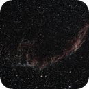 Eastern Veil Nebula with RASA,                                Roman