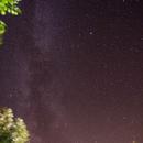Milky Way from Les Paüls,                                JOSE MANUEL PEREZ REDONDO
