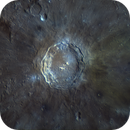 various minerals around copernicus,                                Uwe Meiling