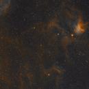 NGC1931 Spider and Fly Nebula,                                Stan Smith
