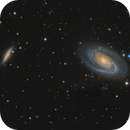 M81 and M82 Mixed 2 telescopes and 2 cameras,                                Erik Guneriussen
