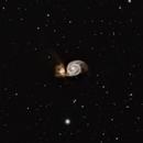 M51 - Whirlpool Galaxy,                                Stephen Eggleston