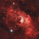 NGC 7635 - Bubble Nebula,                                Dan Gallo