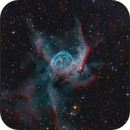 Thor's Helmet,                                sky-watcher (johny)