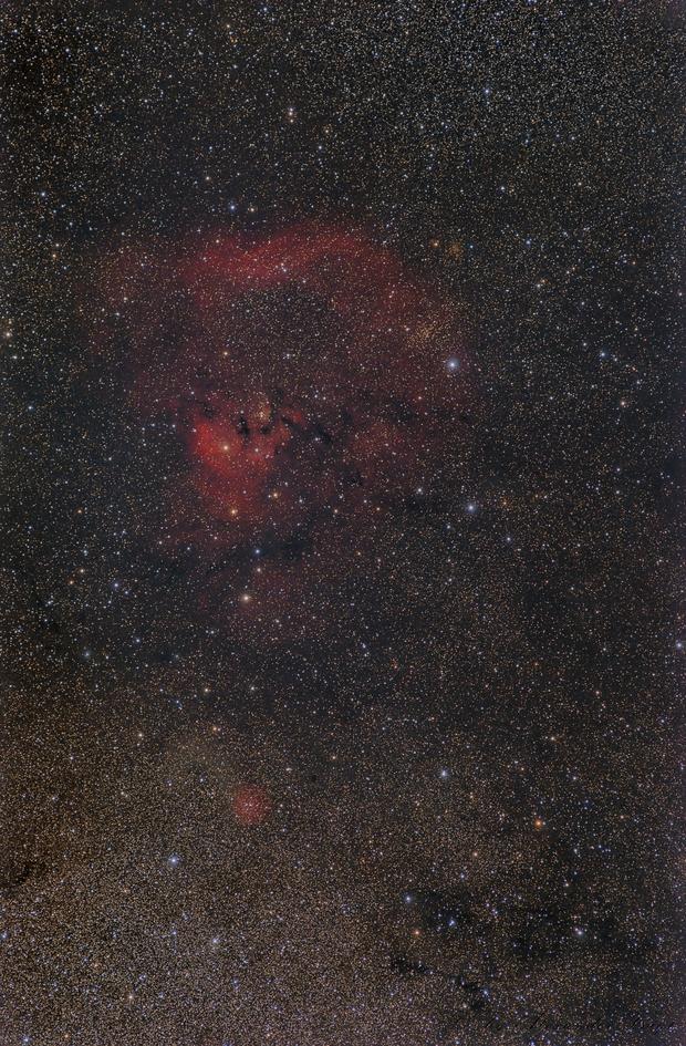 NGC7822,                                Alexander Voigt