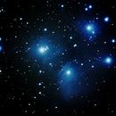M45 Pleiades,                                Jason Doyle