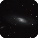 m106 - combination of a mono and a color image taken on the 28th and 31st of May,                                Stefano Ciapetti