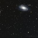 Galaxies  Messier 81 (SA) et Messier 82 (I0)  et NGC 3077,                                Bigcrunch