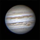 Jupiter gif,                                Franco
