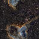Heart and Soul, a mosaic in narrowband,                                William Jordan