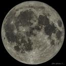 Mosaico Lunar Noviembre,                                Abel