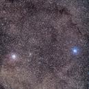Alpha and Beta Centauri Region,                                Rodrigo Andolfato