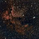 NGC7380 Wizard Nebula,                                Skygazer2013