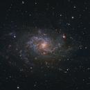 M33 - The Triangulum Galaxy,                                dheilman