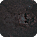 North America & Pelican Nebula,                                Leigh Walker